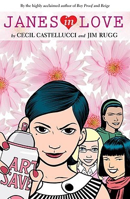 Janes in Love by Cecil Castellucci