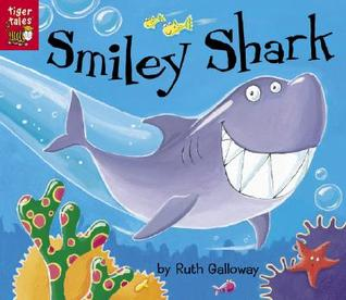 Smiley Shark by Ruth Galloway