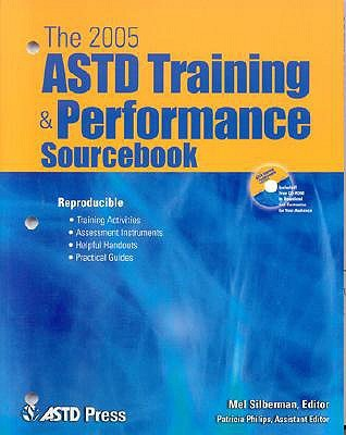 The ASTD Training & Performance Sourcebook [With CDROM] by Melvin L. Silberman