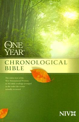 Holy Bible - The One Year Chronological Bible NIV (One Year Bible: Niv)