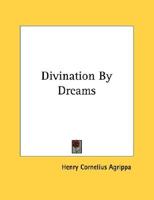 Divination by Dreams - Pamphlet