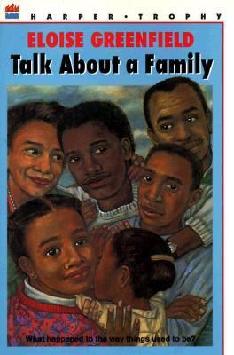Talk About a Family by Eloise Greenfield