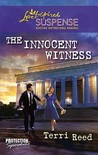 The Innocent Witness (Protection Specialists, #1)