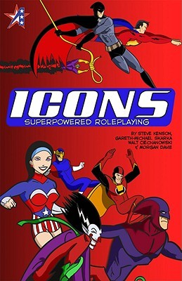 Icons by Steve Kenson