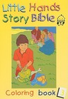 Little Hands Story Bible Coloring Book 3