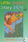 Little Hands Story Bible Coloring Book 4