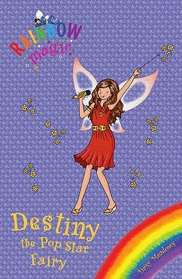 Destiny The Pop Star Fairy by Daisy Meadows