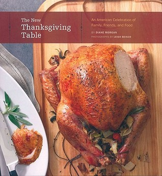 New Thanksgiving Table by Diane Morgan