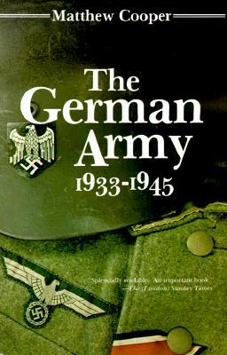 The German Army 1933-1945