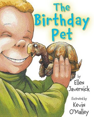 Birthday Pet, The by Ellen Javernick