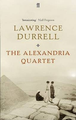 The Alexandria Quartet by Lawrence Durrell