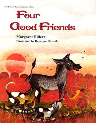 Four Good Friends, Softcover, Beginning to Read