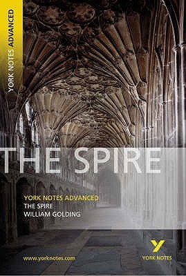 The spire, William Golding  by Steve Eddy