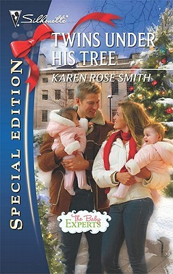 Twins Under His Tree by Karen Rose Smith