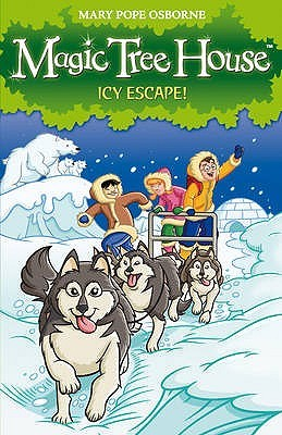 Icy Escape! by Mary Pope Osborne