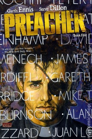 Preacher, Book 5 by Garth Ennis