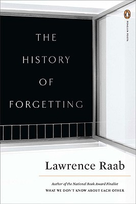 The History of Forgetting by Lawrence Raab