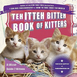Teh Itteh Bitteh Book of Kittehs by Professor Happycat