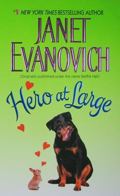 Hero at Large by Steffie Hall