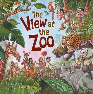 View At The Zoo by Kathleen Long Bostrom