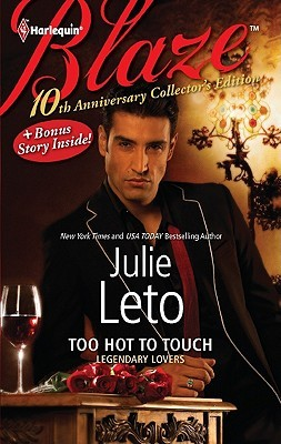 Too Hot to Touch: Too Hot to Touch\Exposed (Legendary Lovers #1)