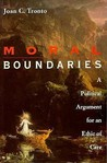 Moral Boundaries by Joan Tronto