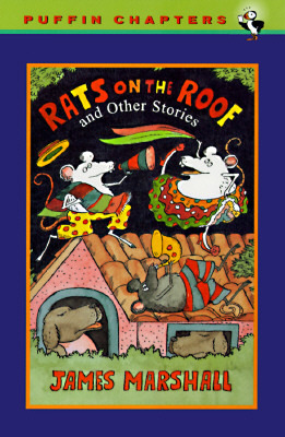 Rats on the Roof by James  Marshall