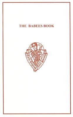 The Babees Book by Frederick J. Furnivall