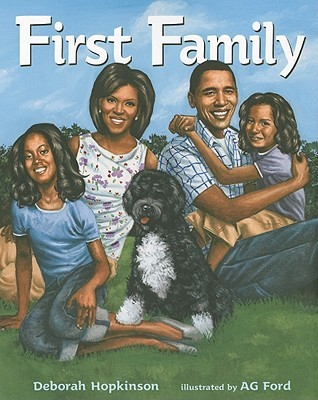 First Family by Deborah Hopkinson