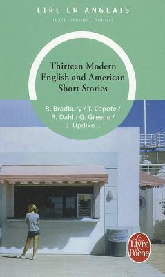 Thirteen Modern English- Amer. Short Stories