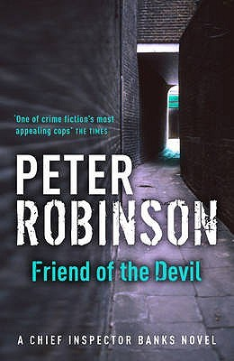 Friend of the Devil by Peter Robinson