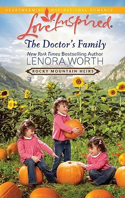The Doctor's Family (Rocky Mountain Heirs, #3)