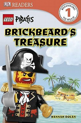 LEGO Pirates: Brickbeard's Treasure (DK Readers)
