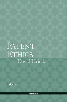 Patent Ethics Litigation