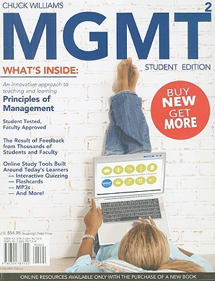 MGMT 2009 Edition by Chuck Williams