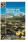 Structure and Function of an Alpine Ecosystem: Niwot Ridge, Colorado
