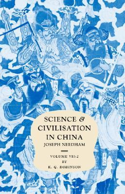 Science and Civilisation in China, Volume 7: Science and Chinese society, Part 2: General Conclusions and Reflections