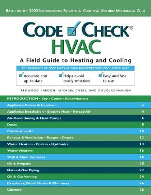 Code Check HVAC: An Illustrated Guide to Heating and Cooling, Second Edition