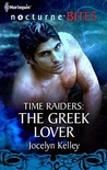 The Greek Lover (Time Raiders #8)