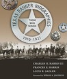 Texas Ranger Biographies: Those Who Served 1910-1921