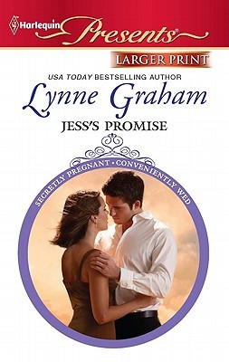 Jess's Promise by Lynne Graham