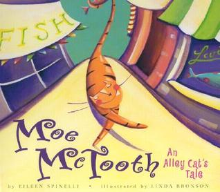 Moe McTooth: An Alley Cat's Tale