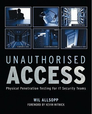 Unauthorised Access by Kevin D. Mitnick