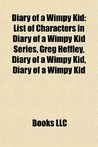 Diary of a Wimpy Kid: List of Characters