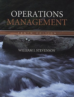(PDF) Operations Management 12th Edition by Stevenson ...