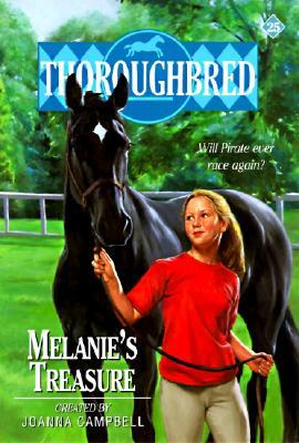 Melanie's Treasure (Thoroughbred, #25)