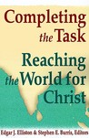 Completing the Task: Reaching the World for Christ