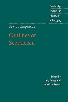 Outlines of Scepticism by Sextus Empiricus