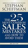 The 25 Most Common Sales Mistakes: And How to Avoid Them