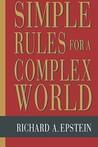Simple Rules for a Complex World